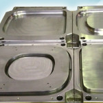Stampi per sanitari/ Toilet seat mold