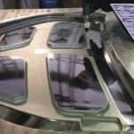 Portellone auto/ Hatchback door mold