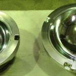 Stampi per lampade in vetro/ Glass lamps mold